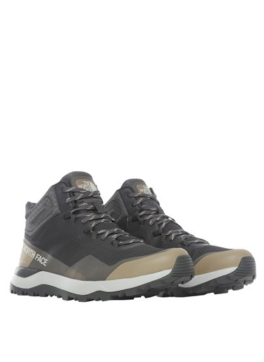 The North Face Activist Mid Futurelight Erkek Ayakkabıgri/Haki Gri